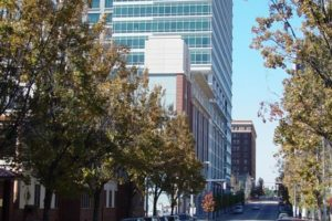 High Rise Office Tower and Parking Deck–Raleigh, North Carolina