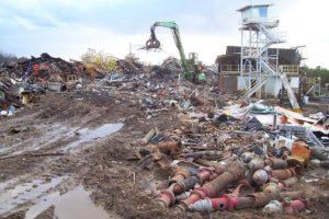 Metal Recycling Facility–Wake County, North Carolina